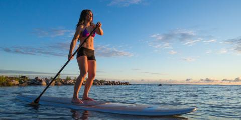 3 Ways Paddleboard Beginners Can Feel More Comfortable, Koolaupoko, Hawaii
