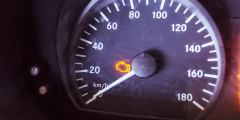 Vehicle Maintenance Experts Discuss Why the Check Engine Light Turns On, Anchorage, Alaska