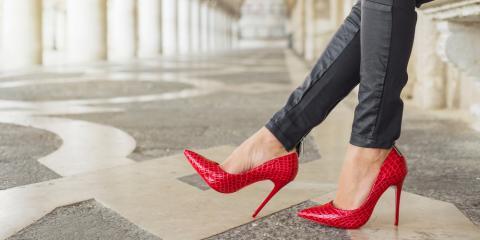 Foot Doctor Explains Do's & Don'ts of Wearing High Heels , Manhattan, New York