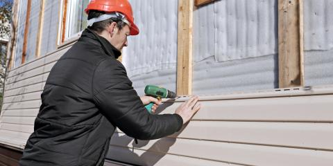 What Are the Differences Between Fiber Cement & Vinyl Siding?, ,