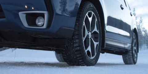 Why Should You Consider Snow Tires?, Lorain, Ohio