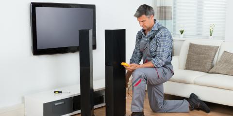 3 Considerations When Designing a Multiroom Sound System, West Carrollton, Ohio