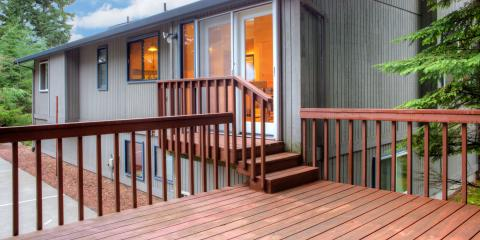 Lumber Suppliers Explain How to Improve Your Outdoor Space, Sherwood, Arkansas