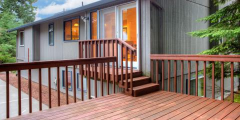 Why You Should Install a Deck, North Haven, Connecticut