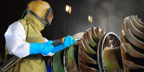 What Are the Top Applications for Abrasive Blasting?, Cincinnati, Ohio