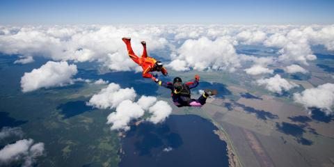 How Many Tandem Skydives Are Required Before Flying Solo?, Waialua, Hawaii