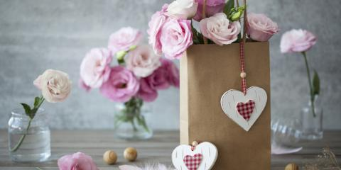 5 Valentine's Day Floral Arrangement Ideas, Hastings, Nebraska