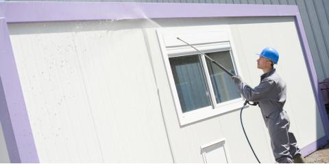 4 Benefits of Commercial Power Washing, Pleasant Grove, Ohio