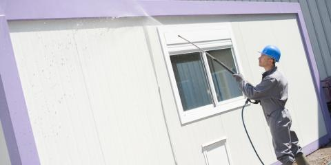 How Commercial Pressure Washing Can Benefit Your Business Premises, Ewa, Hawaii