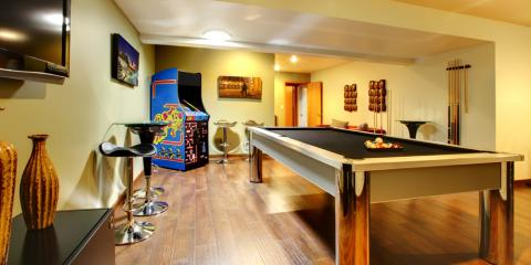 How Should You Use a Finished Basement?, Chillicothe, Ohio