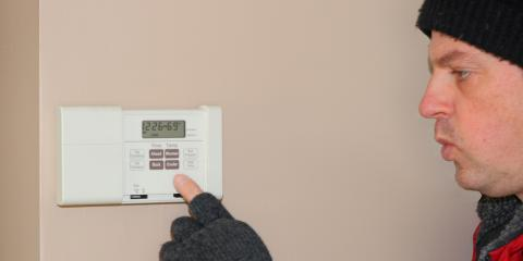 5 Tips on Heating Your Home More Efficiently, Fitzgerald, Georgia