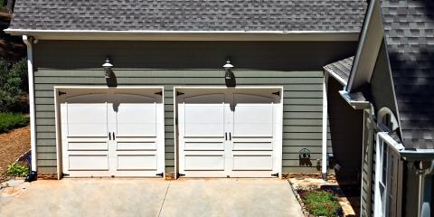 Why You Should Have Carriage-Style Garage Doors, Lincoln, Nebraska