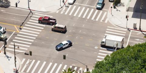 3 Common Locations for Car Accidents, Ewa, Hawaii