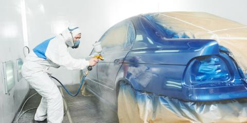 5 Reasons You Should Leave Auto Body Painting to the Professionals, Cincinnati, Ohio