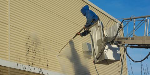 3 Impressive Benefits of Commercial Power Washing, Milford city, Connecticut
