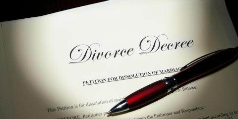First Steps to Take When Filing for Divorce, Manhattan, New York