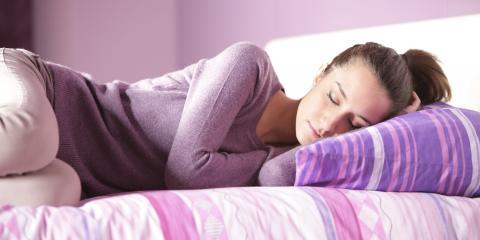 Best Sleeping Positions to Reduce Neck & Back Pain, Sumner, North Carolina
