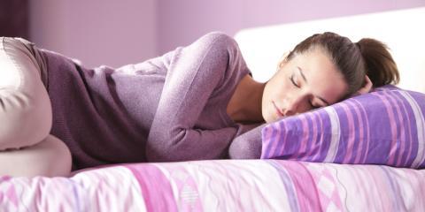 4 Sleeping Positions for Back Pain Management, University, Missouri