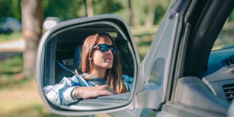 How to Adjust Your Mirrors to Avoid Auto Accidents, East Rochester, New York