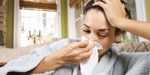 Can Common Colds & the Flu Impact Your Teeth? , High Point, North Carolina