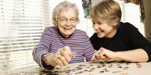 3 Games to Play When Visiting a Nursing Home, North Bend, Washington