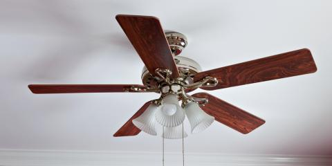Stay Cool With a Ceiling Fan This Summer, Springdale, Ohio