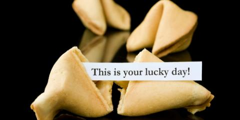 Where Did Fortune Cookies Come From?, Fairbanks, Alaska
