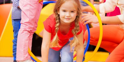 How Fitness Benefits Preschool-Aged Children , Creve Coeur, Missouri
