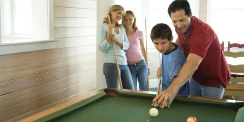 5 Billiard Games to Enjoy With the Whole Family, West Chester, Ohio
