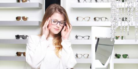 What Are the Different Kinds of Eyeglass Lenses?, Russellville, Arkansas