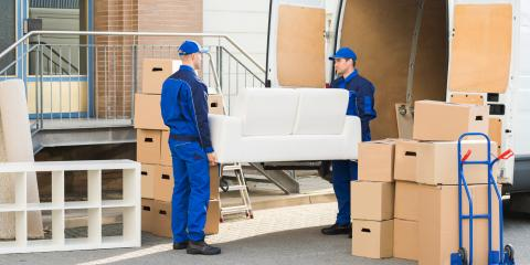 5 Benefits of Professional Packing Services for a Move, Cincinnati, Ohio