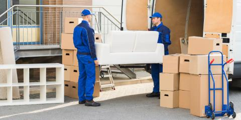 4 Benefits of Hiring a Moving Company, Middletown, New York