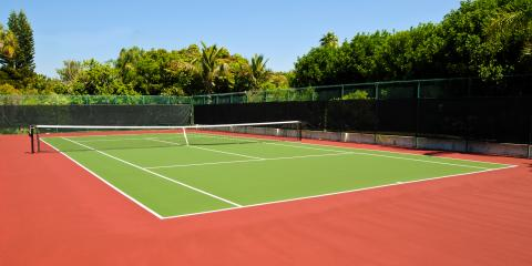Should You Build Your Tennis Court with Asphalt or Concrete?, Cranston, Rhode Island