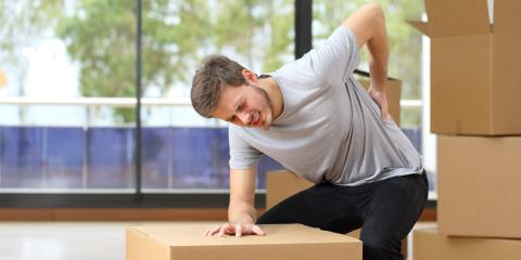 Moving? 3 Ways to Prevent Back Pain, Dardenne Prairie, Missouri