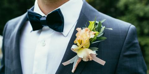 Look Great on Your Wedding Day With Men's Formal Wear Tips, Cincinnati, Ohio