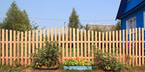 4 Reasons to Install a Wood Fence, Nicholasville, Kentucky
