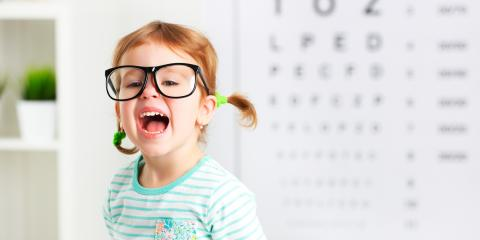 Why Does Your Child Need an Eye Exam? , Rochester, New York