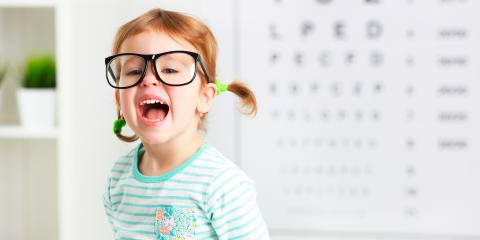How Often Should Your Children Have Their Eyes Checked?, Elizabethtown, Kentucky