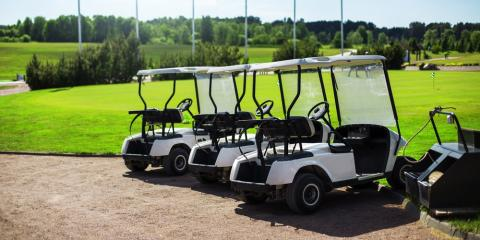 How to Prepare Your Electric Golf Cart for Winter, Council Bluffs, Iowa