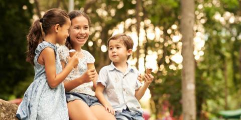 Why You Should Try Black Sesame Ice Cream, Honolulu, Hawaii