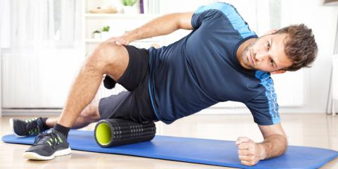 Pain Treatment Tips: Discover the Benefits of Foam Rollers, Ewa, Hawaii