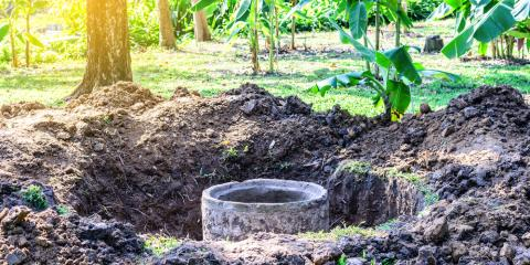 4 Different Types of Home Septic Systems, Oxoboxo River, Connecticut
