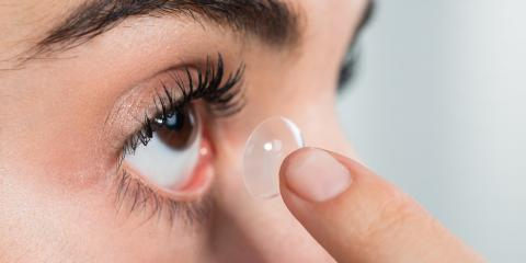5 Smart Tips: Wearing & Caring for Your Contact Lenses, Lexington-Fayette, Kentucky