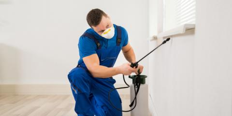 Are Pest Control Chemicals Safe?, Dayton, Ohio