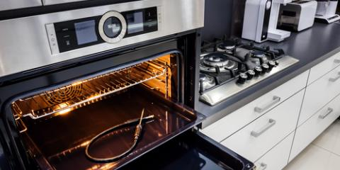An Appliance Service Guide to Different Types of Kitchen Ranges ...