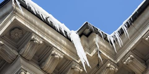 3 Tips for Preventing Frozen Gutters, Frankfort, Kentucky