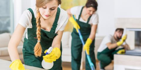 Why Should You Hire Move-Out Cleaning Services?, Hamilton, Ohio