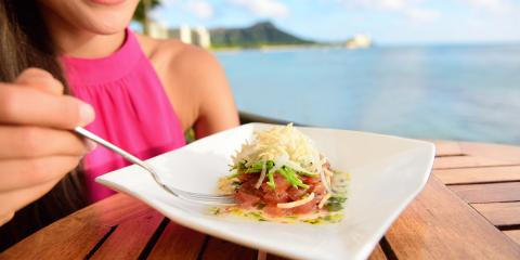 Why You Should Be Eating More Seafood, Honolulu, Hawaii