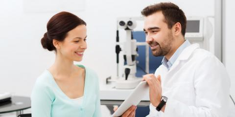 What to Expect During an Eye Exam, Greece, New York
