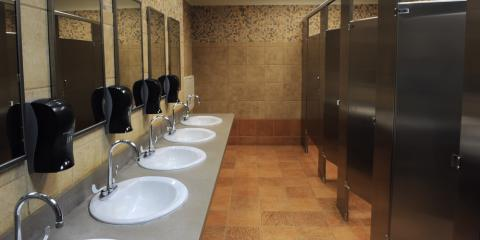 Cleaning Company Lists Ways Dirty Bathrooms Are Bad For Business - Bathroom cleaning business